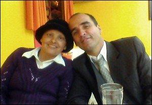 """Marcelo e sua esposa, Solange, atravessaram o """"vale de lágrimas"""" do câncer e saíram vitoriosos!"""