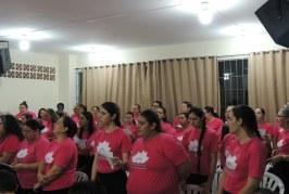 VIGÍLIA DA UNIÃO FEMININA NA REGIÃO NORTE DE SANTA CATARINA E LESTE DO PARANÁ