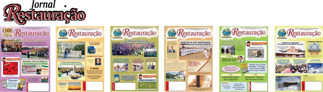 Jornal Restauração