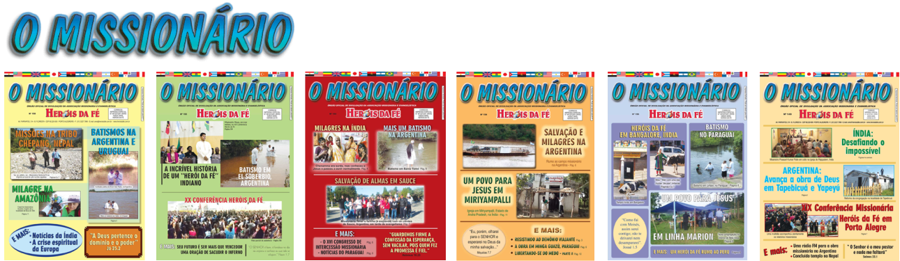 Jornal O Missionário