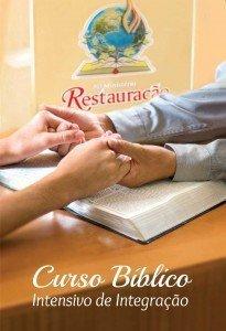 Lançamento: Curso Bíblico Intensivo de Integração