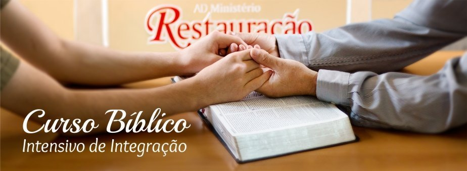 Curso bíblico intensivo