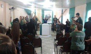 A adoração a Deus foi o objetivo central do evento