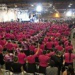 VII CONGRESSO GERAL E ANIVERSÁRIO DO MINISTÉRIO RESTAURAÇÃO – Imagens do 2º dia