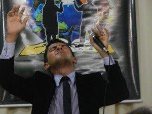 Dc. Fernando Farias - Líder de jovens de Parobé e um dos preletores do evento