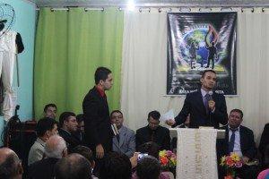 Dc. Lucas Arruda - Supervisor de jovens da Região