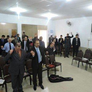 Estiveram presentes encarregados de áreas e professores das áreas que compõem a Região Serra Gaúcha