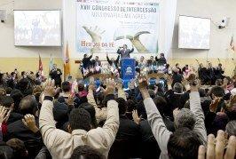 RELATOS DA OBRA MISSIONÁRIA DÃO CONTINUIDADE AO XVII CONGRESSO DE INTERCESSÃO MISSIONÁRIA E MILAGRES HERÓIS DA FÉ