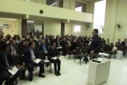 REGIÃO NORTE DE SANTA CATARINA REALIZA MAIS UM CURSO DE ÉTICA MINISTERIAL