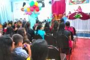 III ENCONTRO DA ESCOLA BÍBLICA DA ÁREA NOVO HAMBURGO/RS