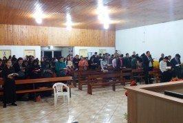 CONSAGRAÇÃO REGIONAL DA JUVENTUDE REGIÃO MISSÕES