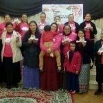 5º RETIRO DA UNIÃO FEMININA NA REPÚBLICA DO URUGUAI