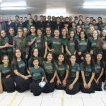 JOVENS DE PORTO ALEGRE E CANOAS REALIZAM VIAGEM MISSIONÁRIA PARA QUARAÍ/RS