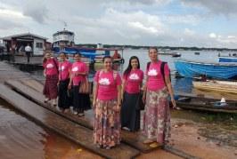 SUPERINTENDÊNCIA DA UF EM VIAGEM MISSIONÁRIA AO AMAZONAS