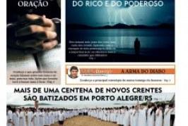 CHEGOU A MAIS NOVA EDIÇÃO DO JORNAL RESTAURAÇÃO!