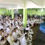 PRESOS, MAS LIVRES: MAIS 61 NOVOS CONVERTIDOS SÃO BATIZADOS NA PENITENCIÁRIA ESTADUAL DO JACUÍ