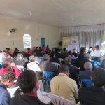 CONSAGRAÇÃO E SEMINÁRIO PARA PROFESSORES NA REGIÃO ALTO URUGUAI