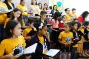 CONFRATERNIZAÇÃO DO DEPARTAMENTO INFANTOJUVENIL DA ÁREA CASCAVEL/PR