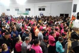 GLÓRIA DE DEUS NO CONGRESSO REGIONAL DA REGIÃO MISSÕES