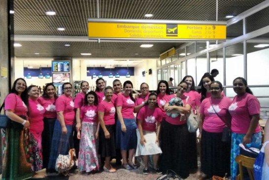ACOMPANHE A VIAGEM DO GRUPO DA UNIÃO FEMININA DO RIO GRANDE DO SUL A MINAS GERAIS