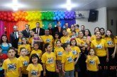 REGIÃO OESTE DO PARANÁ REALIZA SEU 1º CONGRESSO REGIONAL INFANTIL