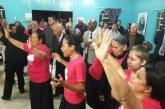 UNIÃO FEMININA DA ÁREA VALE DO TAQUARI/RS REALIZA CAMPANHA EVANGELÍSTICA