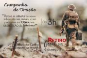 CAMPANHA DE ORAÇÃO – 3H
