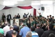 JUVENTUDE DA SUB-REGIÃO CENTRO-SUL REALIZA SEU PRIMEIRO CULTO REGIONAL DO ANO