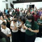 JUVENTUDE GERAÇÃO ELEITA DA REGIÃO NORDESTE EM UMA MADRUGADA NA PRESENÇA DE DEUS