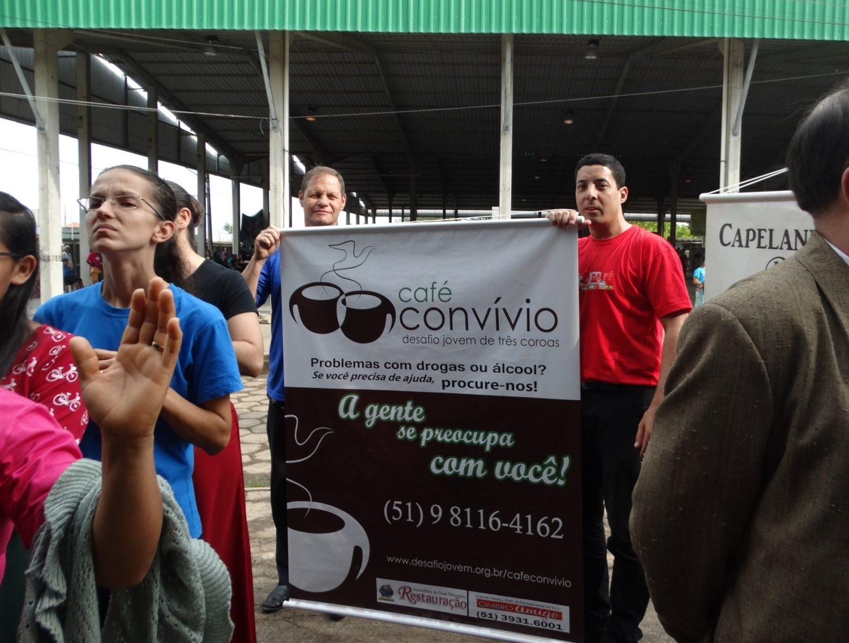 CAFÉ CONVÍVIO PARTICIPA DO IX CONGRESSO GERAL DO MINISTÉRIO RESTAURAÇÃO!
