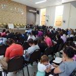 CURSO DE ÉTICA MINISTERIAL REÚNE REGIÃO NORTE DE SC E LESTE DO PR EM PALHOÇA/SC