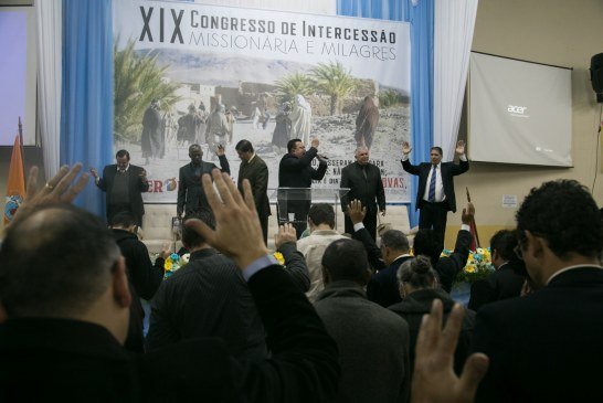 INICIA O XIX CONGRESSO DE MISSÕES HERÓIS DA FÉ
