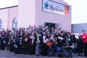 JOVENS DA SEDE INTERNACIONAL REALIZAM VIAGEM EVANGELÍSTICA A MONTENEGRO/RS