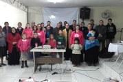 ÁREA CASCAVEL/PR REALIZA SEU 1º SEMINÁRIO DA FAMÍLIA
