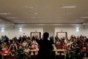 AS TORRENTES DO ESPÍRITO DE DEUS DESCERAM SOBRE A REGIÃO NORDESTE EM MAIS UM CONGRESSO DE JOVENS!