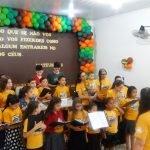 2° CONGRESSO REGIONAL INFANTIL DO OESTE DO PARANÁ