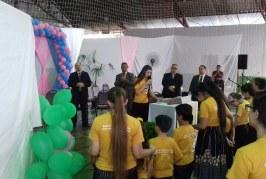 """XI CONGRESSO REGIONAL DE ENSINO E DA UNIÃO FEMININA DA REGIÃO NOROESTE: """"Depositando a fé naquele que tem o poder de cuidar de nós"""""""