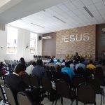 1º SEMINÁRIO BÍBLICO INTERNACIONAL E CULTO COM VENEZUELANOS NA ÁREA GRANDE FLORIANÓPOLIS