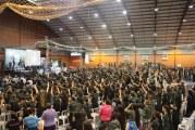 O VENTO DE DEUS SOPROU EM LAJEADO/RS! – PRIMEIRO DIA DO RETIRO GERAL DA JUVENTUDE