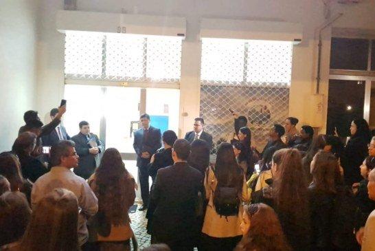 MAIS UMA CONGREGAÇÃO DO MINISTÉRIO RESTAURAÇÃO É INAUGURADA EM PORTUGAL