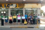 ÁREA SÃO BORJA/RS MOBILIZADA NO EVANGELISMO