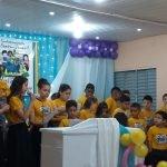 ÁREA VILA GAÚCHA REALIZA CONFRATERNIZAÇÃO DO PILAR INFANTIL