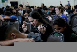 SEDE INTERNACIONAL É TOMADA PELA GLÓRIA DE DEUS NA VIGÍLIA GERAL DA JUVENTUDE GERAÇÃO ELEITA