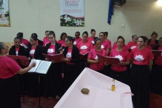 UNIÃO FEMININA DA ÁREA SÃO BORJA REALIZA SUA XIII CONFRATERNIZAÇÃO