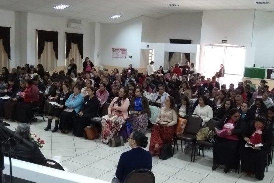 ESCOLA DA MULHER OBREIRA NA REGIÃO MISSÕES