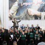 PRIMEIRO DIA DO XII CONGRESSO DE JOVENS E SEMINÁRIO DE ENSINO DA SUB-REGIÃO SEDE INTERNACIONAL