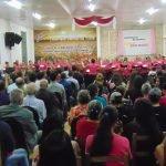 REGIÃO NOROESTE REALIZA CONGRESSO DOS DEPARTAMENTOS DE ENSINO E UNIÃO FEMININA