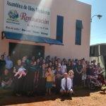 JUVENTUDE DA REGIÃO OESTE DO PARANÁ REALIZA VIAGEM MISSIONÁRIA AO PARAGUAI