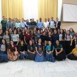 CONSAGRAÇÃO DE JOVENS DA ÁREA CENTRAL