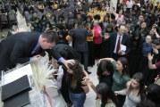 ENCERRAMENTO DA XXIV CONFERÊNCIA INTERNACIONAL DE MISSÕES HERÓIS DA FÉ